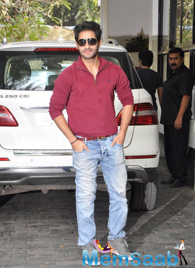 Armaan Jain At Shashi Kapoor Christmas Party