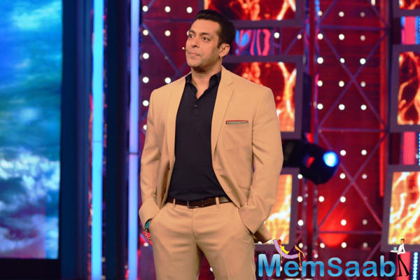 Bigg Boss Gives A Day Off To Host Salman Khan On His Birthday