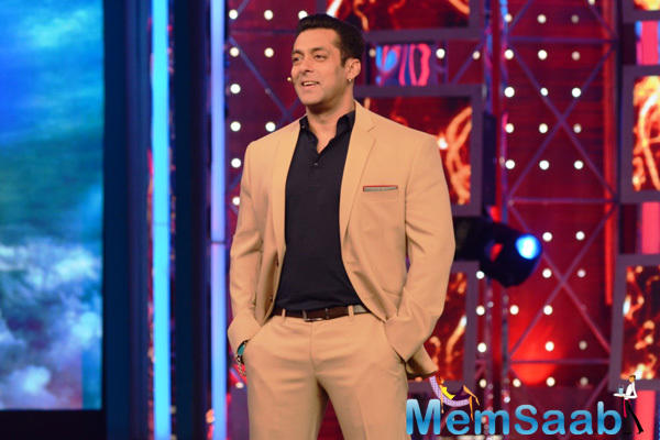 Salman Khan Took Day Off From Bigboss Weekend Ka Waar Episode On Saturday