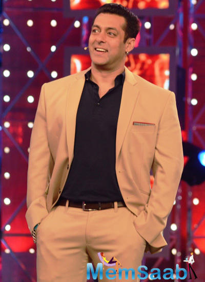 Salman Will Not Return To Host The Weekend Ka Waar On Bigg Bossto Celebrate His Birthday