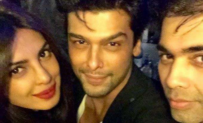 Karan Johar And Priyanka Chopra Attended The Birthday Bash Of Salman