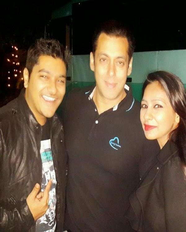 Salman Khan 49th Grand Birthday Party Still