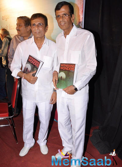 Abbas And Mustan Spotted At The Launch Of Ali Peter John Book Witnessing Wonders