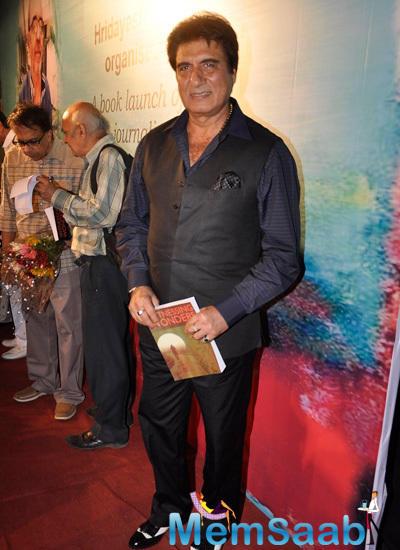 Raj Babbar Graced At The Book Launch Of Ali Peter John Witnessing Wonders