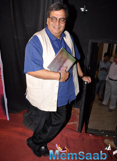 Subhash Ghai Arrived The Book Launch Of Ali Peter John Witnessing Wonders