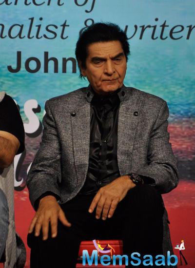 Veteran Actor Asrani Spotted At The Book Launch Of Ali Peter John Witnessing Wonders