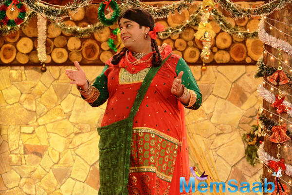 Kiku Sharda Akka Palak Entertained The Members Of The Bigg Boss House