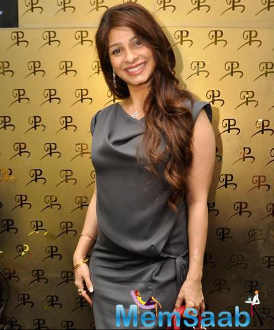 Tanishaa Mukerji Celebrated Omega At The Grand Hyatt With Popley Group