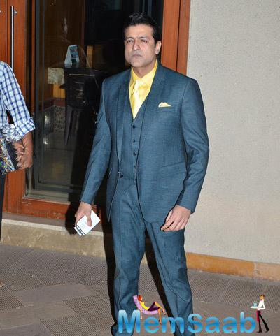 Arman Kohli Also Snapped At Sanjay Dutt's New Year Bash