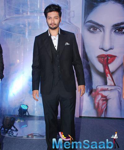 Ali Fazal Dashing Look During The Success Bash Of Film Bheegh Loon