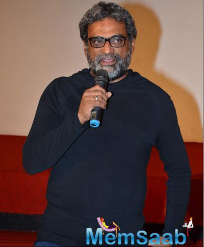 Director R. Balki Spoke About His Movie Shamitabh Trailer Launch