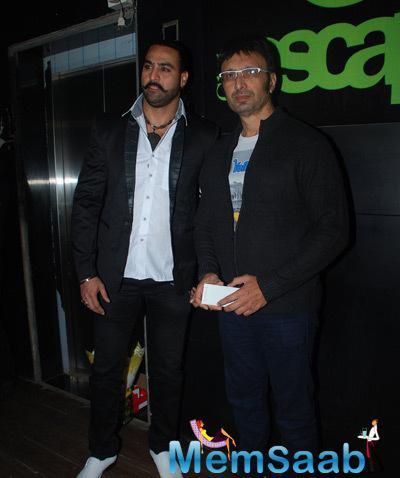 Bollywood Celebs Attend Kamal R Khan's Birthday Bash