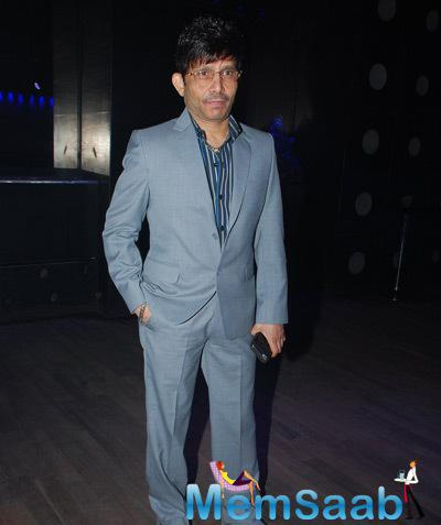 Kamal R Khan Celebrated His 40th Birthday In Mumbai