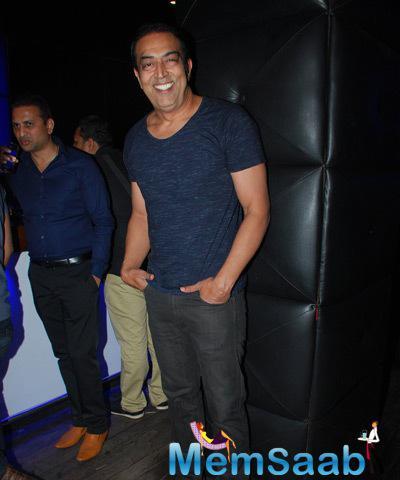Vindu Dara Singh Attend Kamal R Khan's Birthday Bash