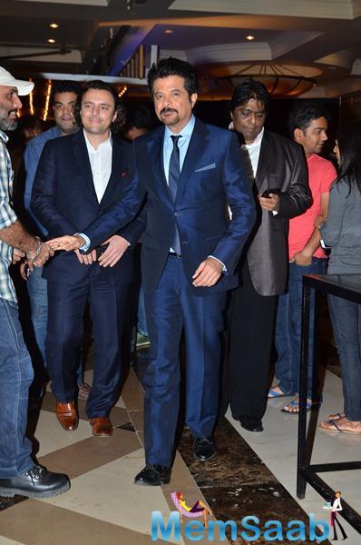 Anil Kapoor Attend The Launch Of Hera Pheri 3 Movie