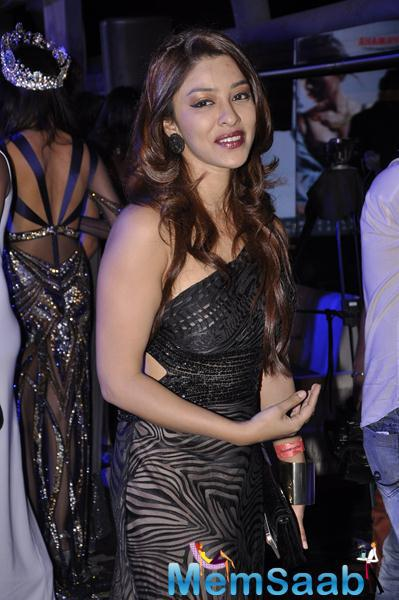 Celebs Spotted At Yamaha Fascino' Calendar 2015 Launched By John