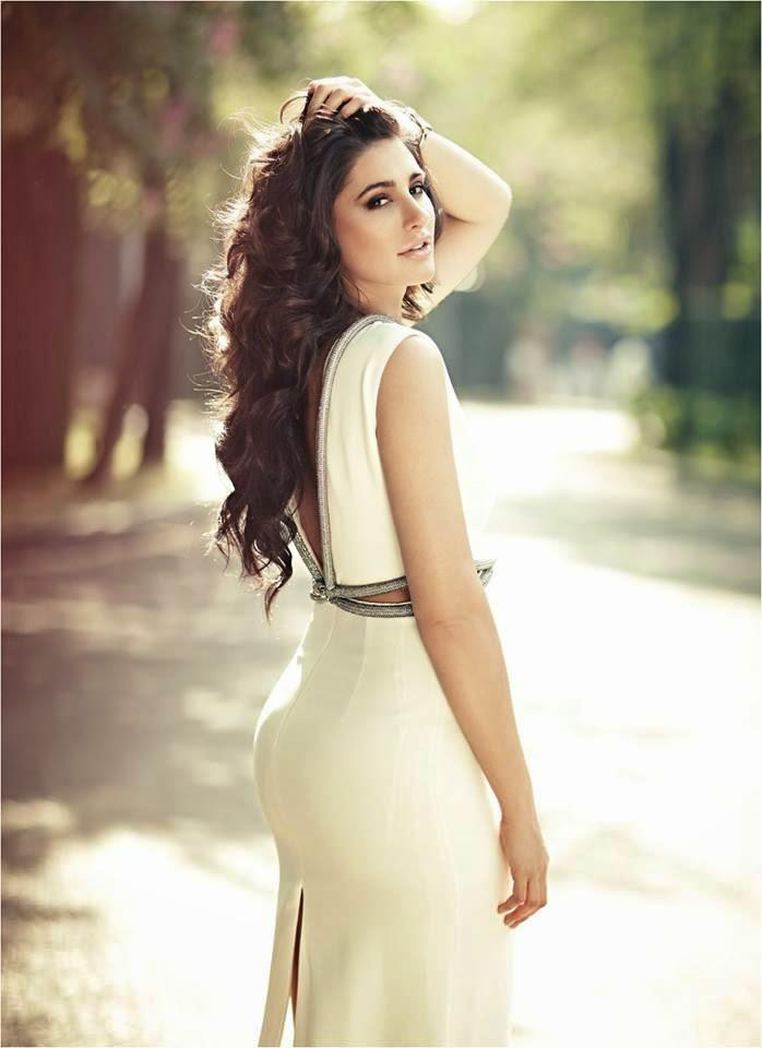 Nargis Fakhri Simply Paves Wonders On Noblesse 2015 January Issue