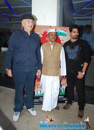 Prem Chopra Returns With Jai Jawaan Jai Kissan Film Trailor Launch