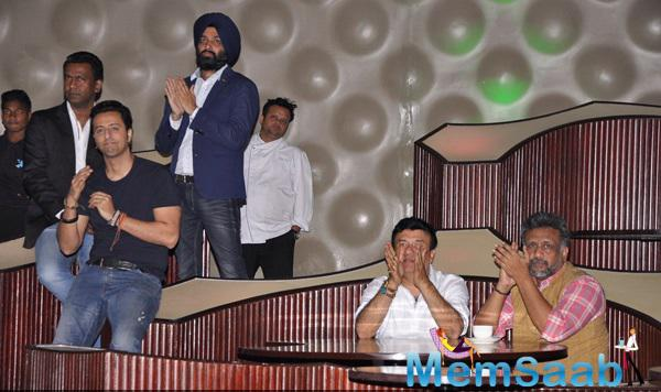 Salim Merchant,Anubhav Sinha And Anu Malik Launches The New Reality Show India Digital Superstar