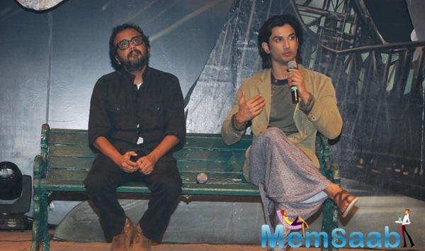 Dibakar Banerjee And Sushant Singh Rajput Launched The Trailer Of Detective Byomkesh Bakshy