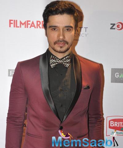 Darshan Kumaar Dashing Look At 60th Britannia Filmfare Pre-Awards Night Bash