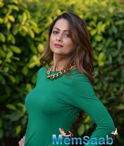 Amrita Arora Hot Look At The IBFW 2015 Goa Press Meet