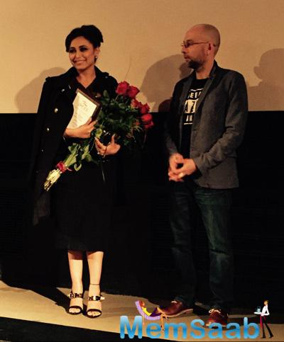 Rani Mukerji Bags Praises In Poland For Mardaani Movie
