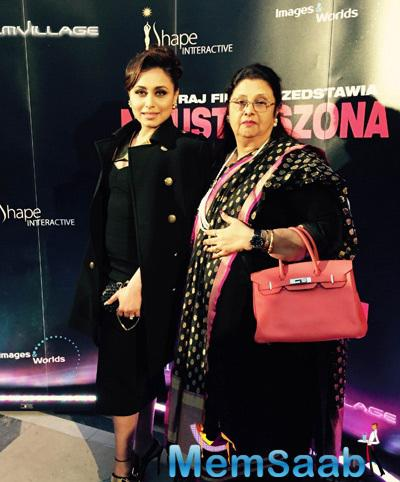 Rani Mukerjis Mardaani Premieres In Poland To Rave Reviews