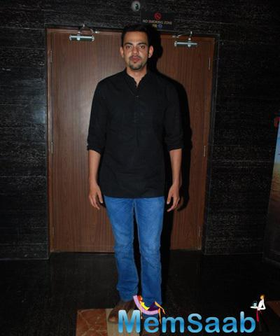 Cyrus Sahukar Present At The Special Screening Of Hawaizaada Movie