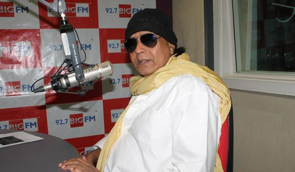 Mithun Chakraborty Took Over D Mike At 92.7 Big FM