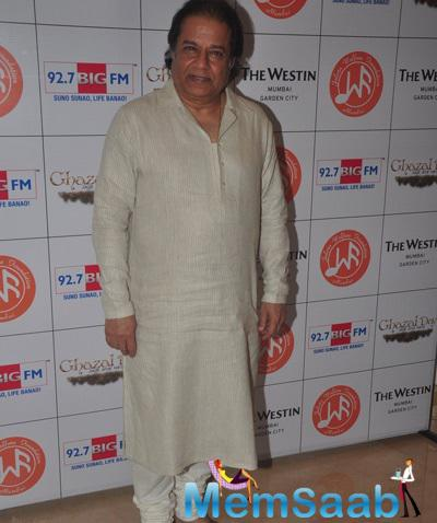 Bhajan Singer Anup Jalota Spotted For Pay Tribute To Gazal Singer Jagjit Singh On His Birthday