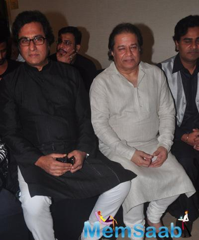 Talat And Anup Attended A Musical Concert For Pay Tribute To Gazal Singer Jagjit Singh