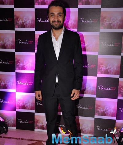 Siddhanth Kapoor Also Grace The Launch Of Dandelion