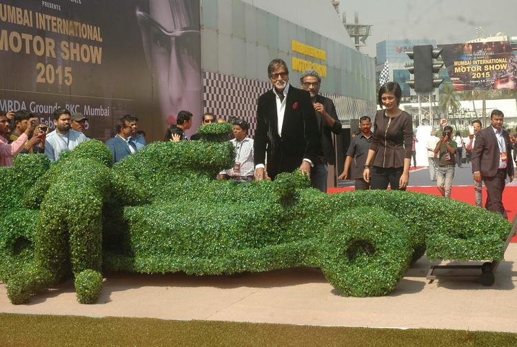 Amitabh Bachchan, R Balki and Akshara Haasan Inaugurate MIMS 2015