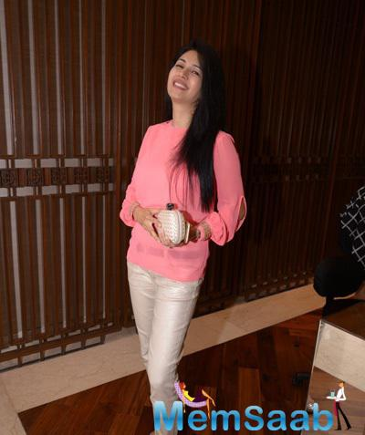 Cool Deepti Bhatnagar Casual Look During Lancome Promotional Event Hosted By Tanaaz Doshi