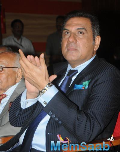 Boman Irani Enjoy KC College 60th Diamond Jubilee  Celebrations