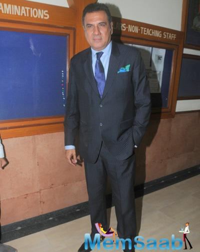 Boman Irani At KC College 60th Diamond Jubilee celebrations in Mumbai