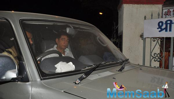 Celeb's Atended The Danny Denzongpa's Manager Funeral Ceremony