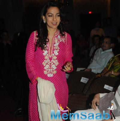 Juhi Chawla Was The Chief Guest Of The Event