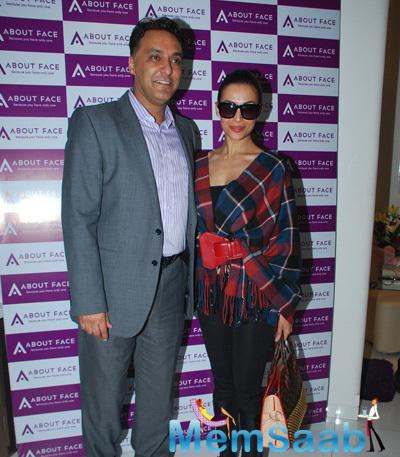 Malaika Arora Khan Launches A Skin Care And Aesthetics Centre