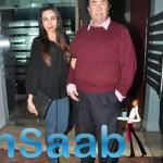 Karisma Walked Hand-In-Hand With Daddy Dear At His Birthday