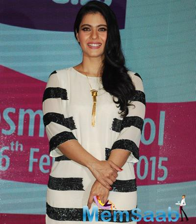 Kajol Is The Ambassador Of Diaper Brand