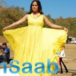 Sona Mhapatra's Video Shoot For Film Saavi
