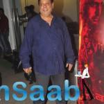 David Dhawan Attended His Son's Movie Badlapur Special Screening