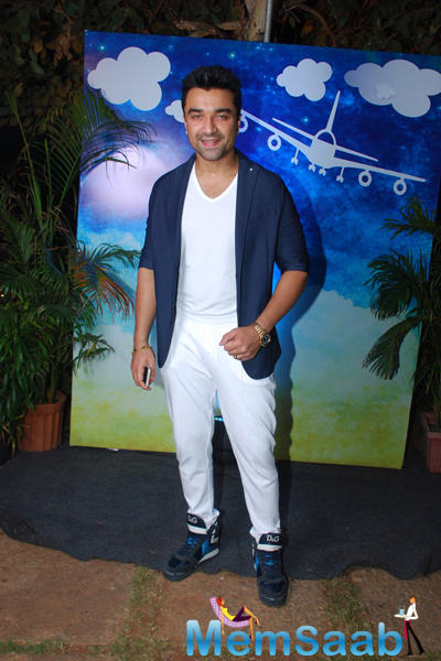 Ajaz Khan Also Spotted At Priya Kumar Book I Will Go With You Launch Event