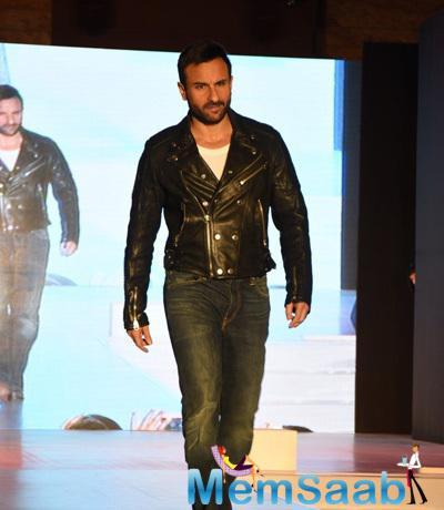Saif Ali Khan Launches Lifestyle Fashion Brand Spunk