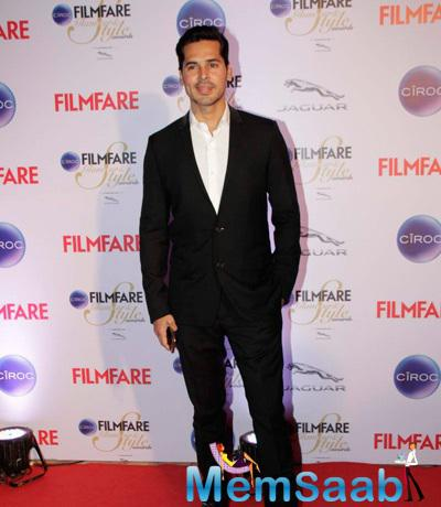 Dino Morea Dashing Look At The Ciroc Filmfare Glamour And Style Awards 2015