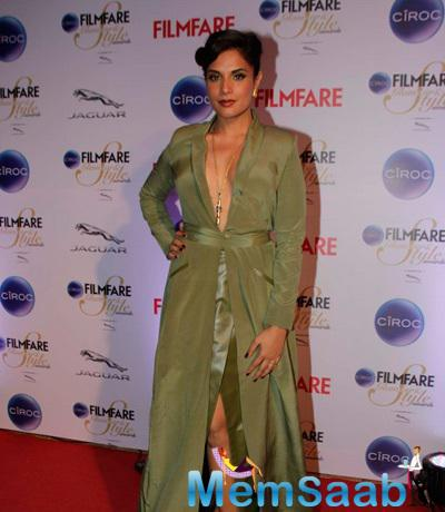 Richa Chadda Glamour Look At The Ciroc Filmfare Glamour And Style Awards 2015