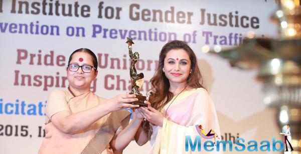 Rani Mukerji To Be Honoured With National Award For Mardaani
