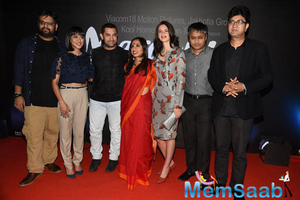 Aamir Khan Was Very Excited To Launch The Trailer Margarita With A Straw